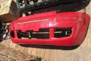 FIAT PANDA FRONT BUMPER – USED