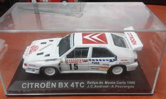 Citroen BX 4TC racing car for sale