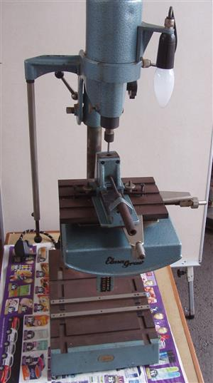 Elma Engraving Machine - Made in Germany - in excellent working order