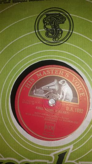 Various old Vinyl records for sale