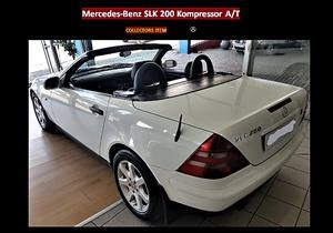 2000 Mercedes Benz SLK 200