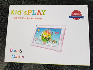 Dora and Martin kids 7inch tablet
