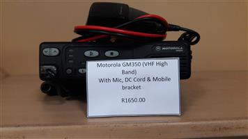 Radios and CBS in South Africa | Junk Mail