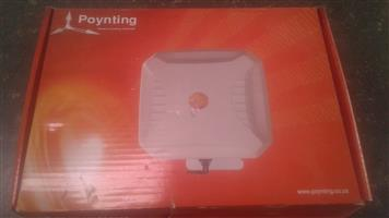 Poynting cross polorised lte antenna
