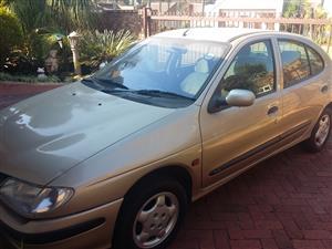 1999 Renault Megane II