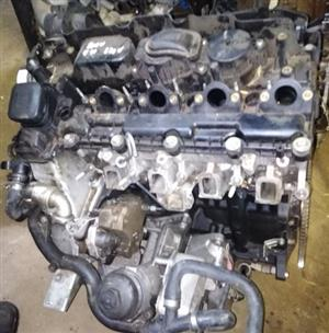 Logic spares is selling  car engine for BMW E90 320d (Stripping)