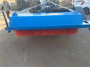ROAD BROOMS QUALITY TRACTOR DRIVEN BROOMS