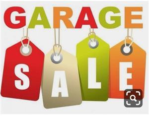 Garage Sale Saturday 22 November 8am to 5pm
