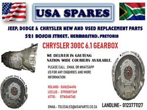 CHRYSLER 300C 6.1 GEARBOX FOR SALE