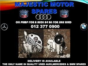 Audi A4 b8 used oil pump for sale