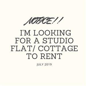 studio flat/cottage to rent in Samrand/Kosmosdal.
