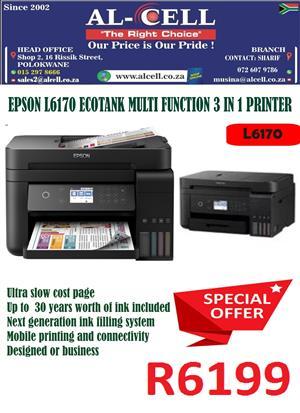 Sublimation Printer Epson for print on Tshirts, Mugs ,Plates, Hats