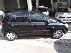 2008 Hyundai Getz 1.6