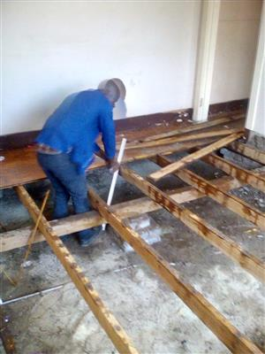 Wanted to buy:wooden floors,press celling,teak and roof truses