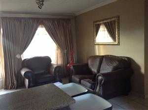 2 Bedroom Townhouse situated at Andeon, Pretoria West