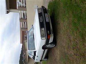 1986 Audi 500