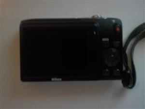 Nikom Coolpix camera