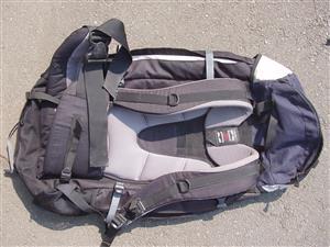 Backpack Deuter Challenger 60+10 liter