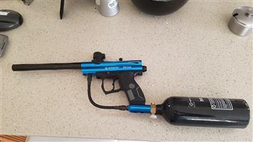 Paintball gun spyder brand