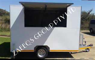 Food Trailers/Mobile Kitchens Brand New + Fully Equipped!