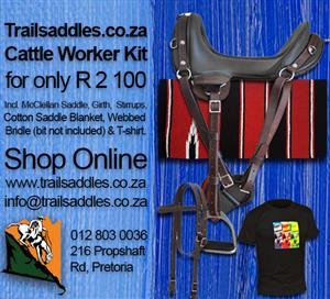 Cattle Worker Kit
