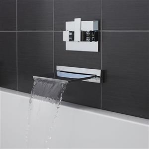Cobra Waterfall Bath Spout Chrome