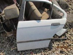 1996 BMW E36 LEFT REAR DOOR SHELL – USED