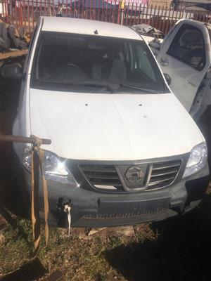 Nissan Np200 1.5 dci 2015 Stripping