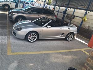 2002 MG TF 160 1.8i