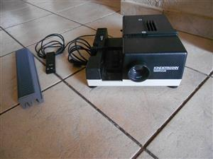 Kindermann 35 mm slide projector