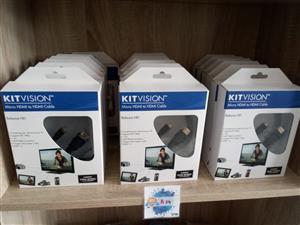 KitVision Micro HDMI-to-HDMI Cable