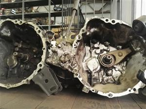 Toyota Corolla 1.3 12V 5 speed manual Gearbox