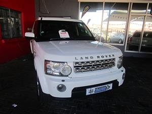 2012 Land Rover Discovery 4 SDV6 HSE