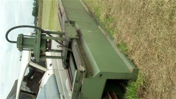 Press and Sliding base for sale
