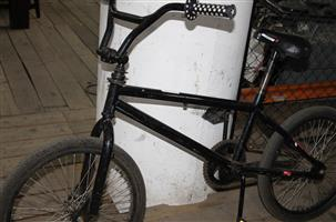 Black stunt bicycle S032554A #Rosettenvillepawnshop