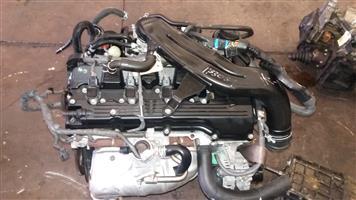 Toyota Quantum Straight Fit 2.0 16V VVTi Engine  # 1TR