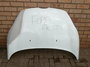 Ford Fiesta Bonnet