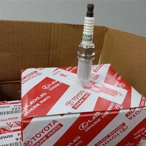 Toyota Quantum irredium spark plug
