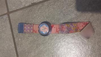 1997 Swatch Watch Super Baby PMI100