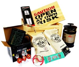 Online Men's Gifting Business