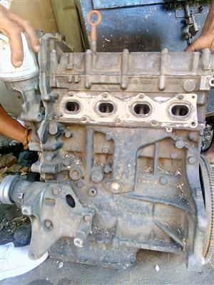Polo Vivo 1.6 engine