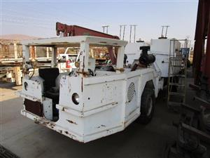 Fuel Bowser Utility Vehicle - ON AUCTION
