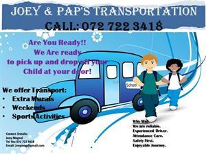 Scholar Transportation