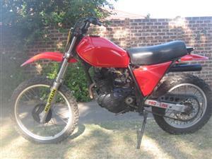1981 - Honda XR 250cc - Twin Port, Single Carb - Scrambler - Collectible - R7,900