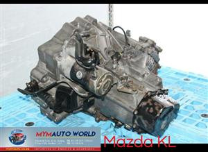 Imported used MAZDA KL MANUAL gearbox Complete