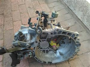 1.5 crdi Hyundai Getz manual gearbox