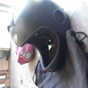 paraglider helmet