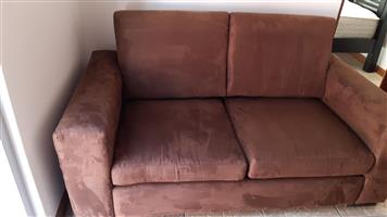 2x Two-Seater-Couches