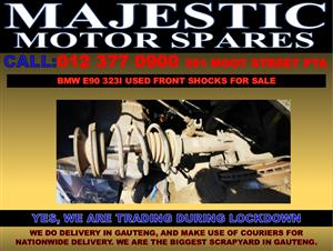 Bmw 323i used front shocks for sale