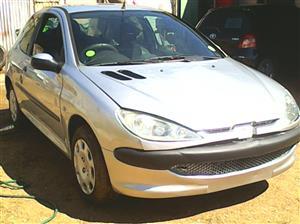 2006 Peugeot 206 1.4 3 door PopArt